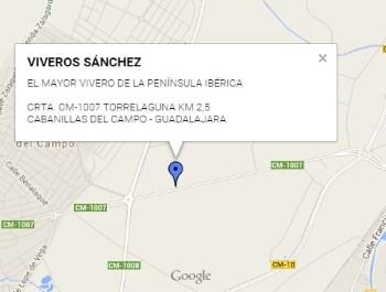 Viveros Sánchez